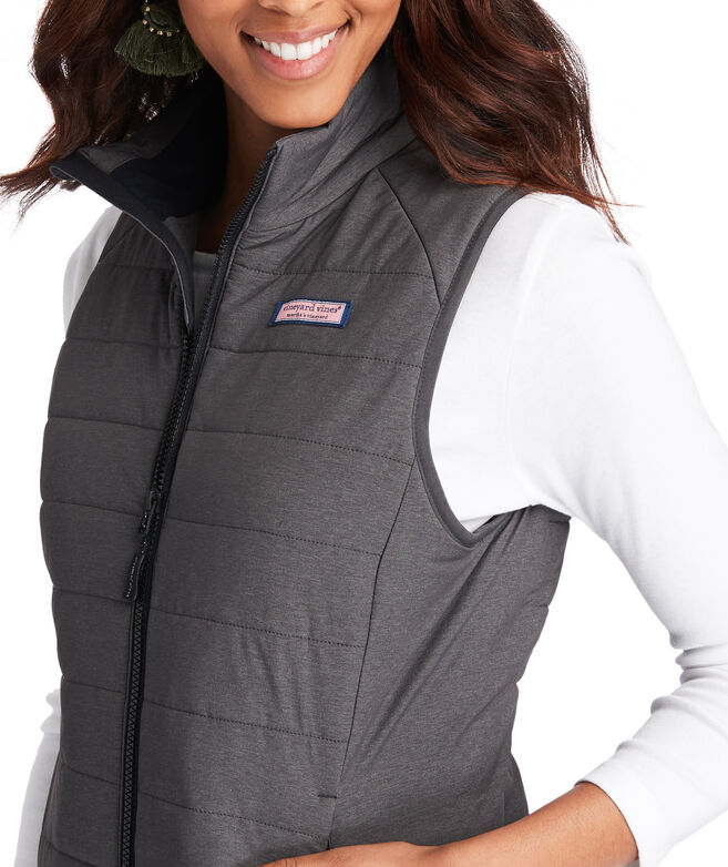 Mountain Weekend Puffer Vest
