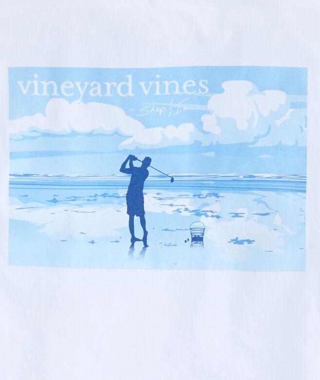 Beach Swing Pocket T-Shirt
