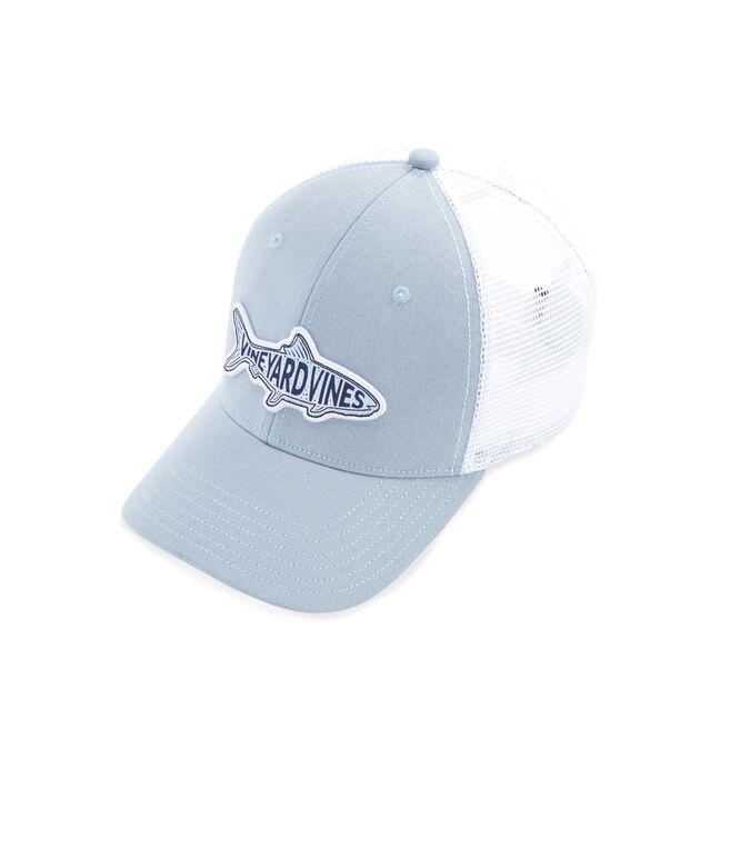 Bonefish Trucker Hat