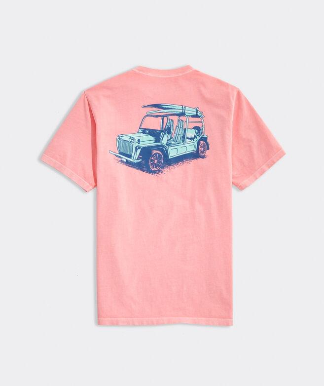 Garment-Dyed Beach Buggy Short-Sleeve Tee