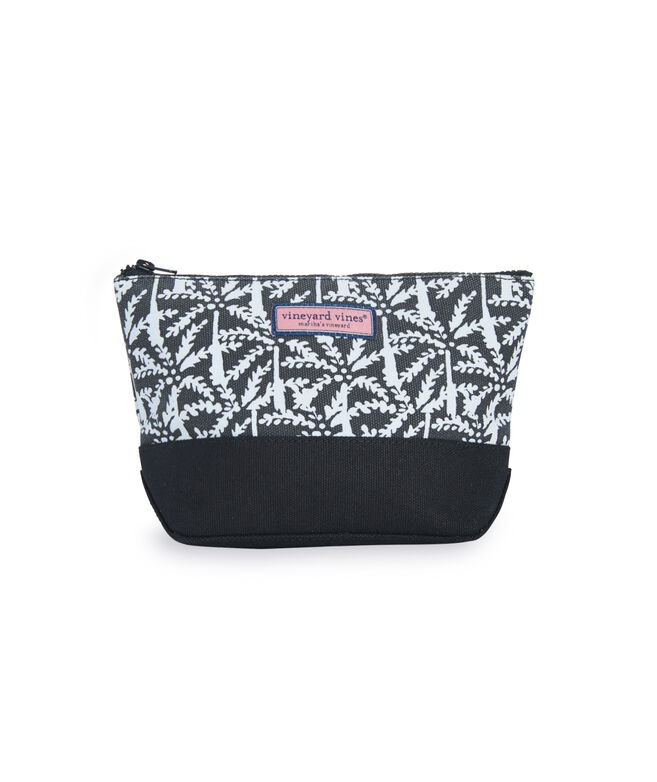 Allover Palms Cosmetic Case