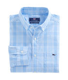 Ridge Hill Check Classic Tucker Shirt