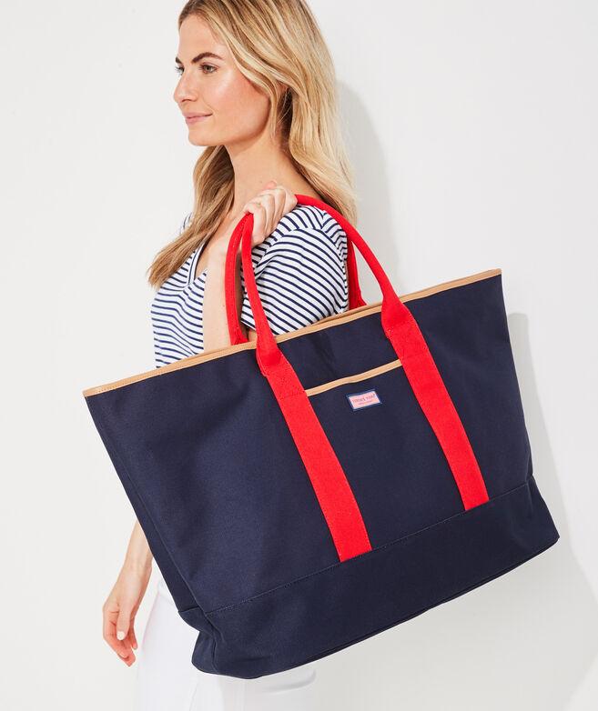 Americana Oversized Tote Bag
