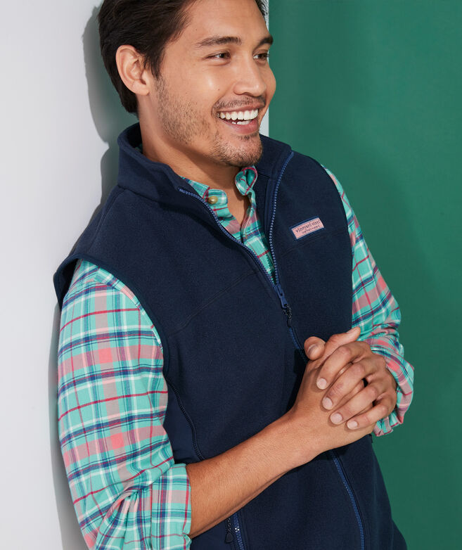 Harbor Fleece Vest