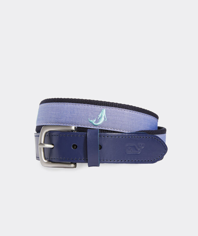 Mermaid Canvas Club Belt