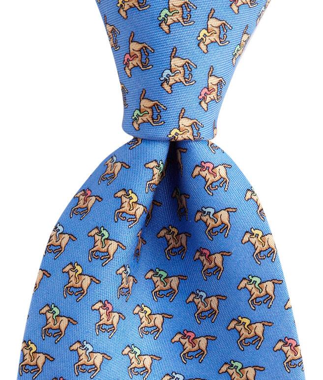 Jockey & Horse Tie