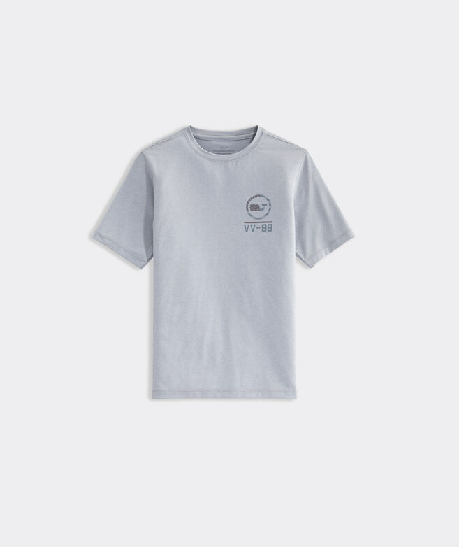 Boys' Tonal VV98 Short-Sleeve Performance Tee