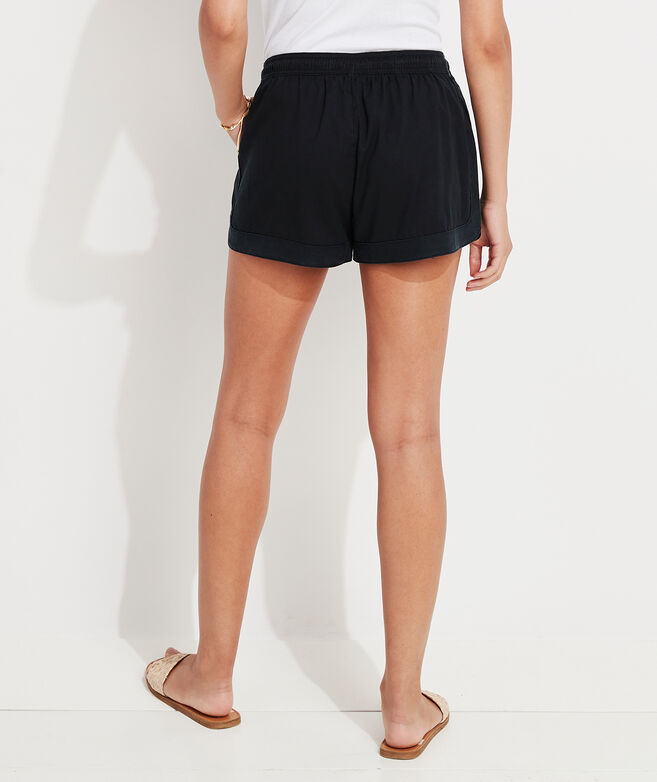Beachy Pull-On Shorts