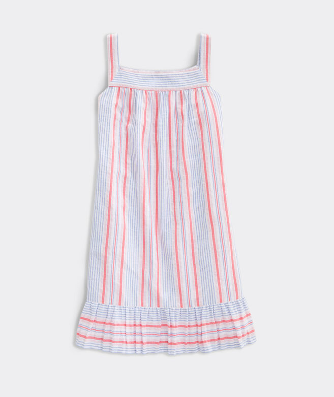 Girls' Abacos Stripe Dress