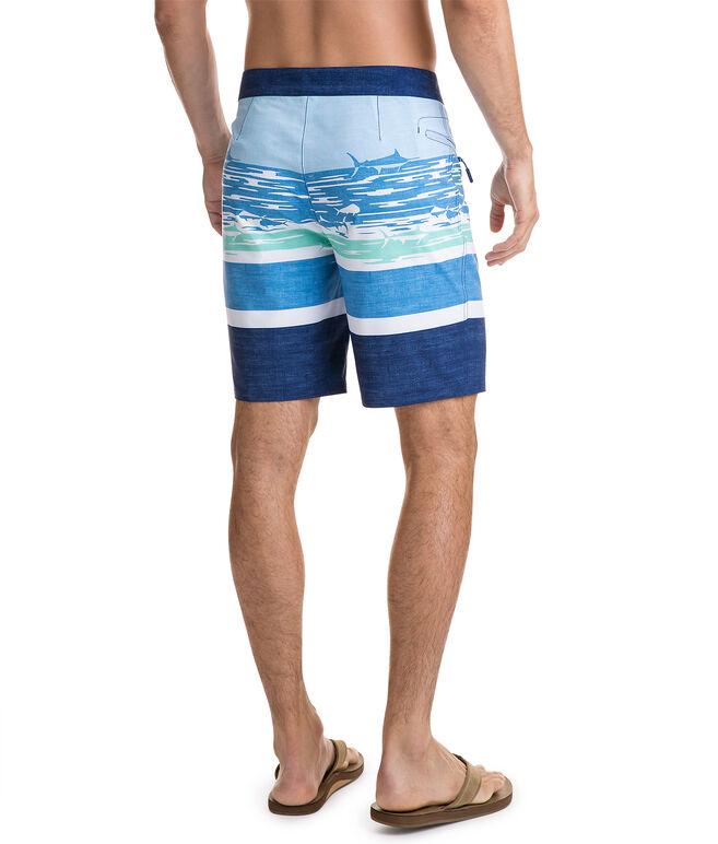 At Sea Scenic Board Shorts