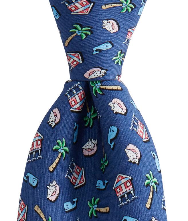 Bungalow Toss Tie