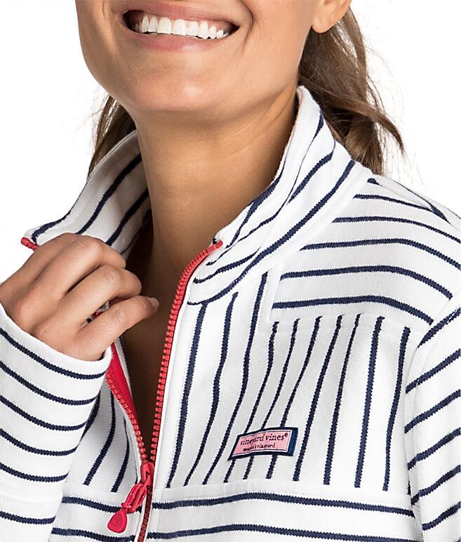 USA Mixed Relaxed Stripe Shep Shirt
