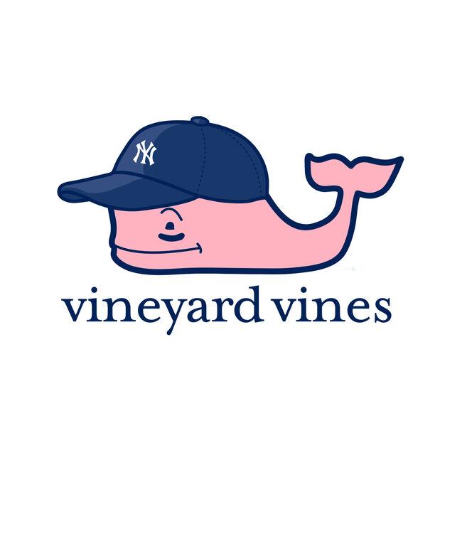 New York Yankees Baseball Cap Pocket Tee
