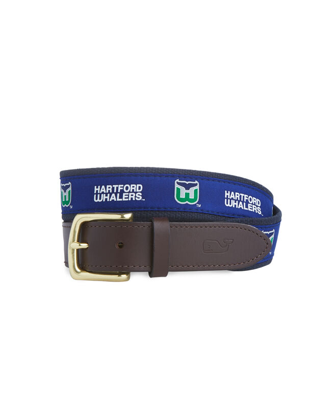 Hartford Whalers Belt