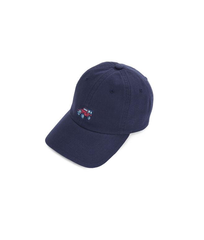 Boys Truck Icon Hat