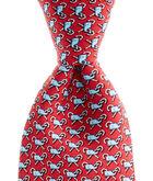 Boys Candy Cane Tie