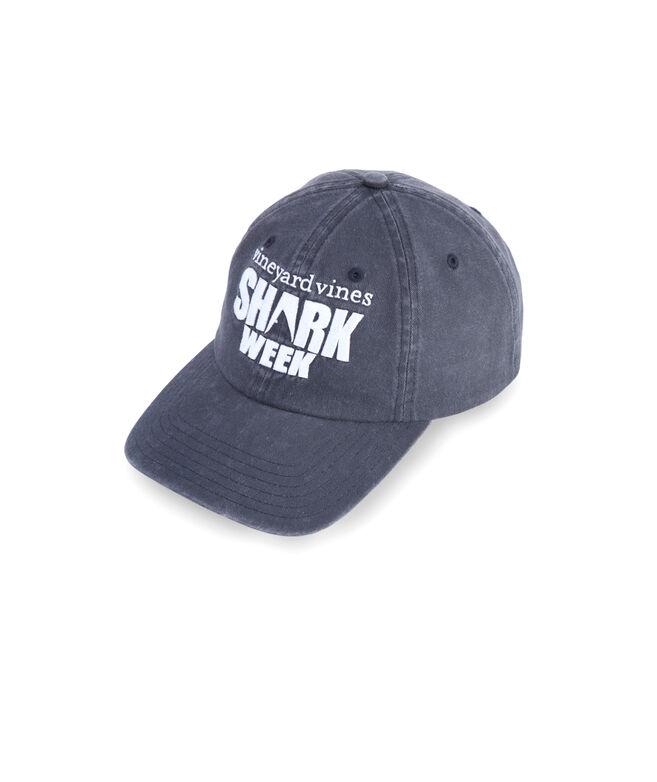 Shark Week Baseball Hat