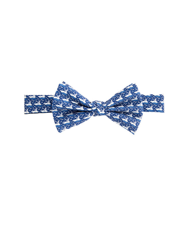 Boys Sportfisher Cruise Bow Tie