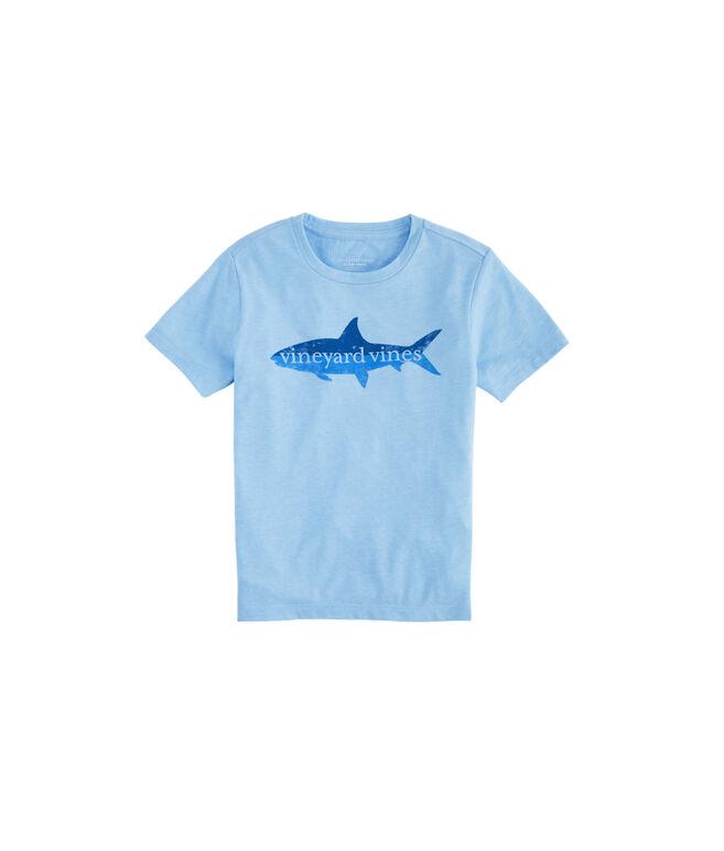 Boys Bonefish Island Ringer T-Shirt