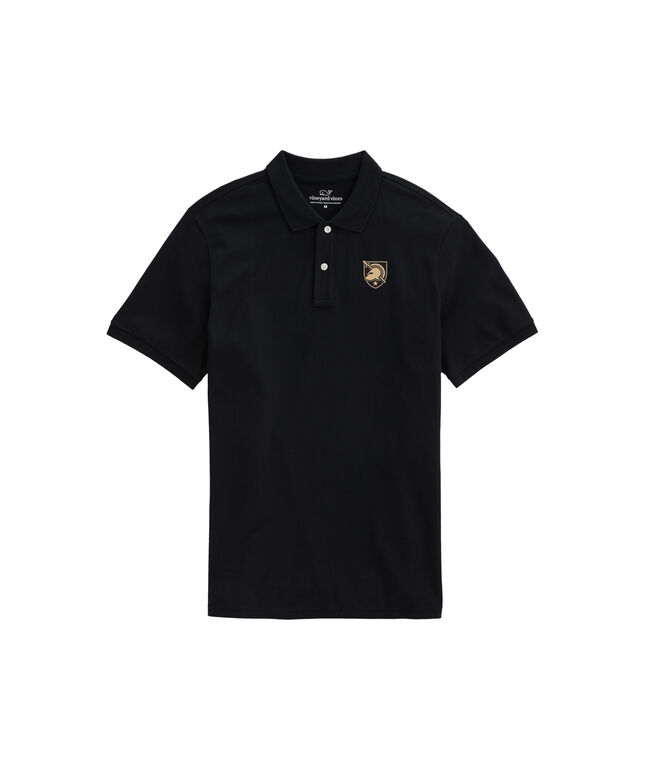 Army Stretch Pique Polo