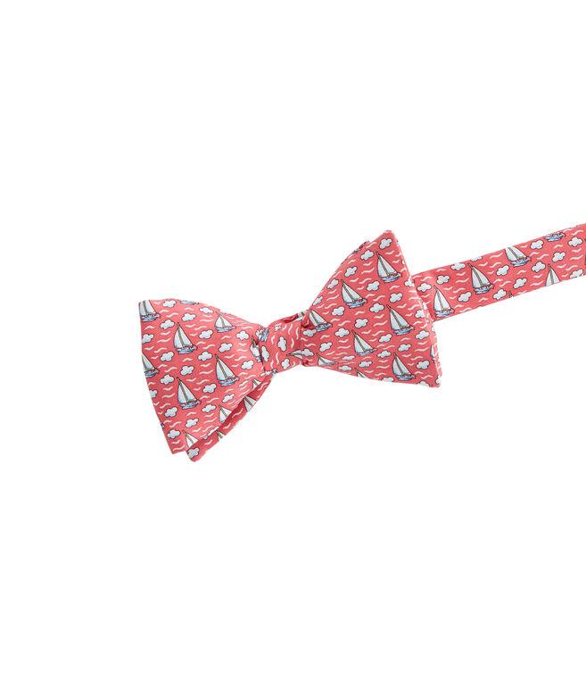 Sail Puffs Bow Tie