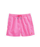 Girls Simple Whale Tail Weekend Shorts