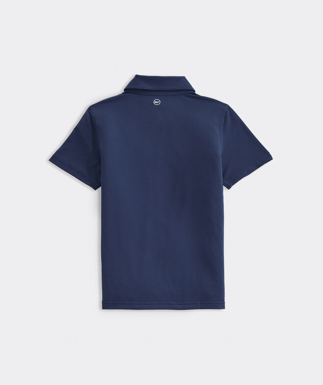 Boys' Solid Sankaty Polo