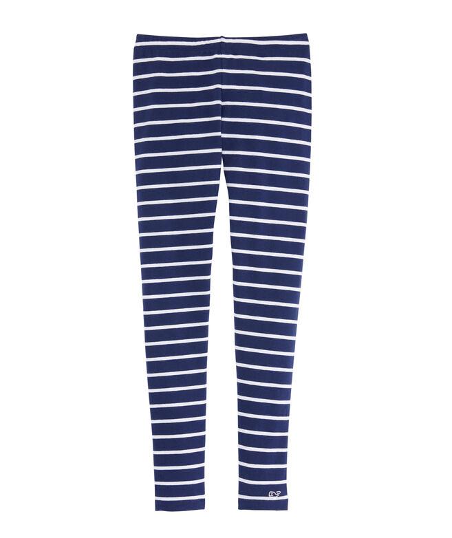 Girls Break Stripe All Day Leggings