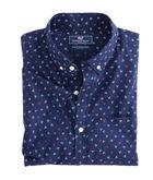 Short-Sleeve Dock Street Slim Murray Shirt