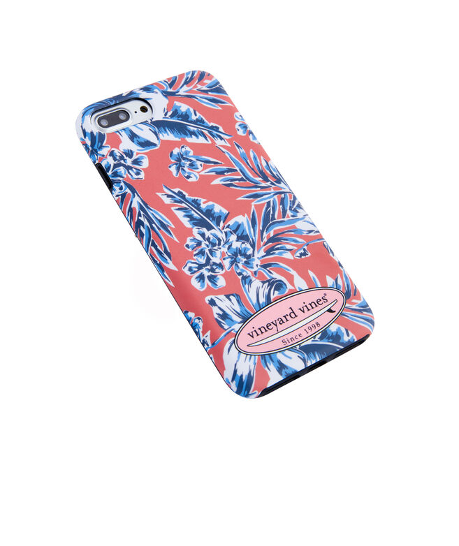 Guana Floral 7+/8+ Iphone Case