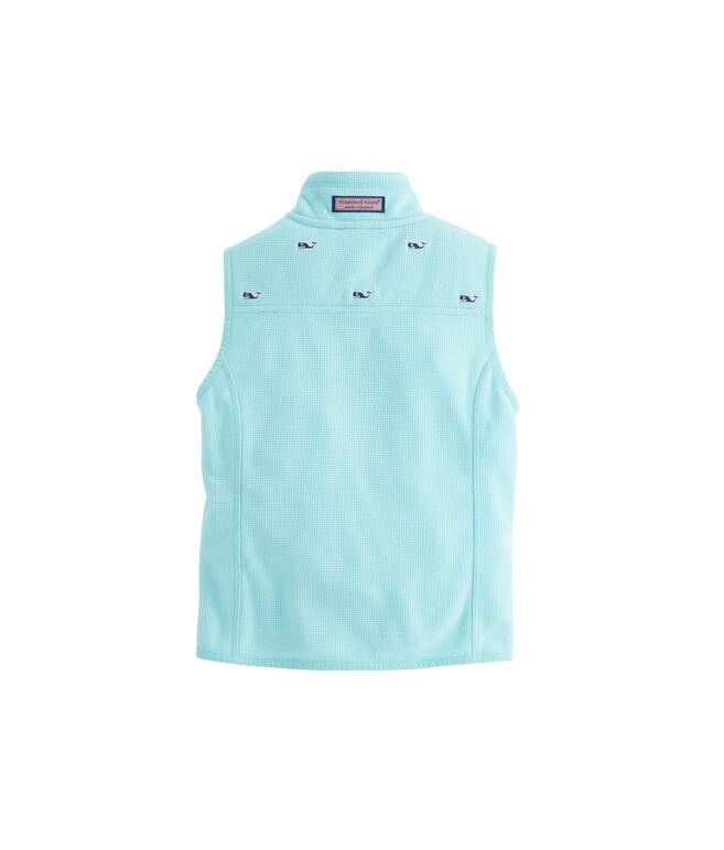 Girls Full-Zip Fleece Shep Vest