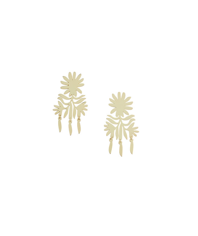 Gold Otomi Earrings