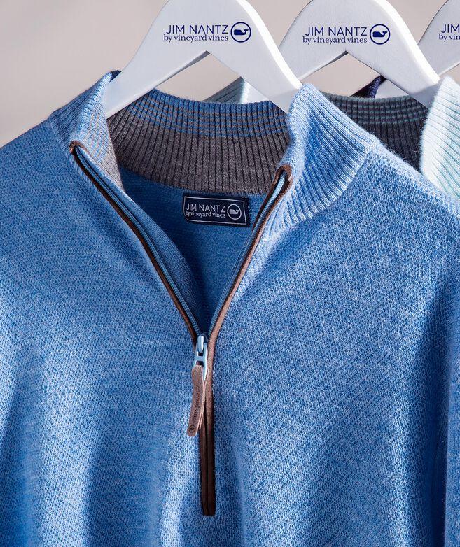 Morse 1/4-Zip Sweater