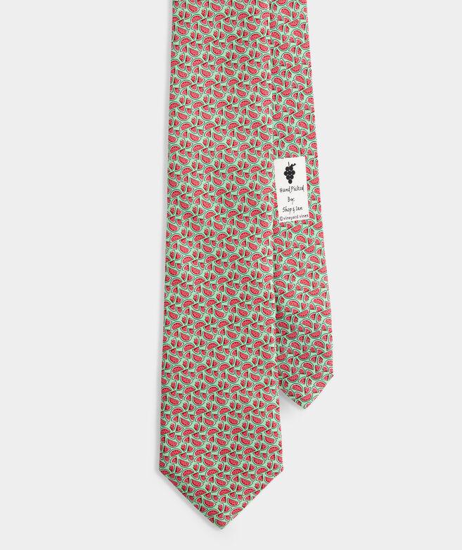 Watermelons Printed Tie