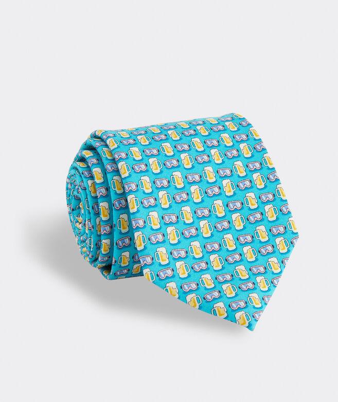 Beer Goggles Printed Tie