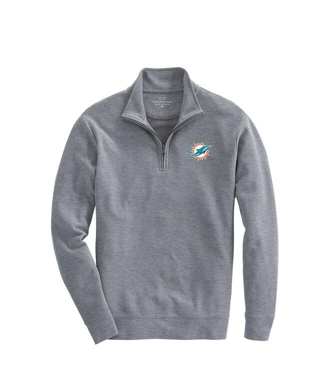 Miami Dolphins Saltwater 1/4-Zip