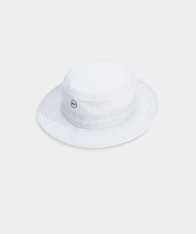 Whale Dot Performance Bucket Hat
