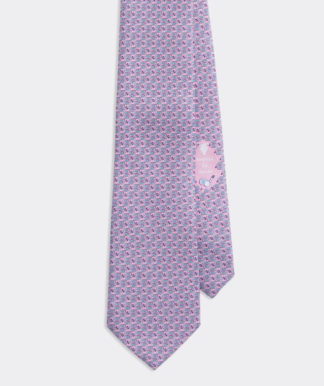 Fairway Shot Printed Tie