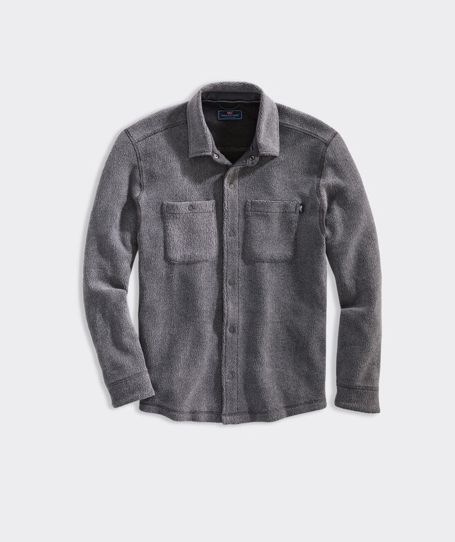 Vineyard Sherpa Shirt Jacket