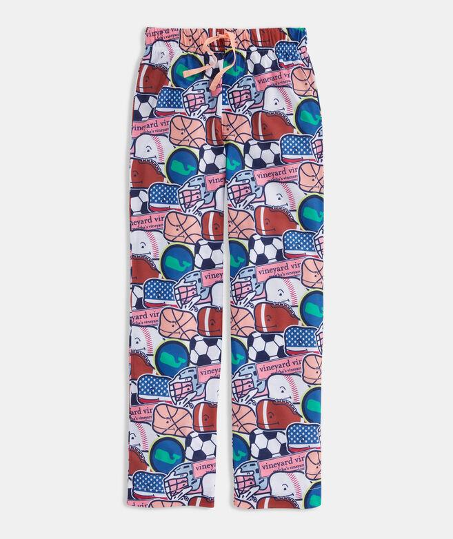 Boys' Knit Pajama Pants