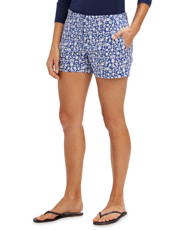 3 1/2 Inch Otomi Print Every Day Shorts