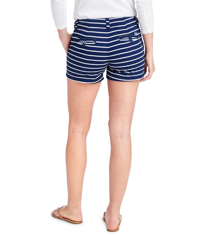 Break Stripe 3.5 Inch Every Day Shorts