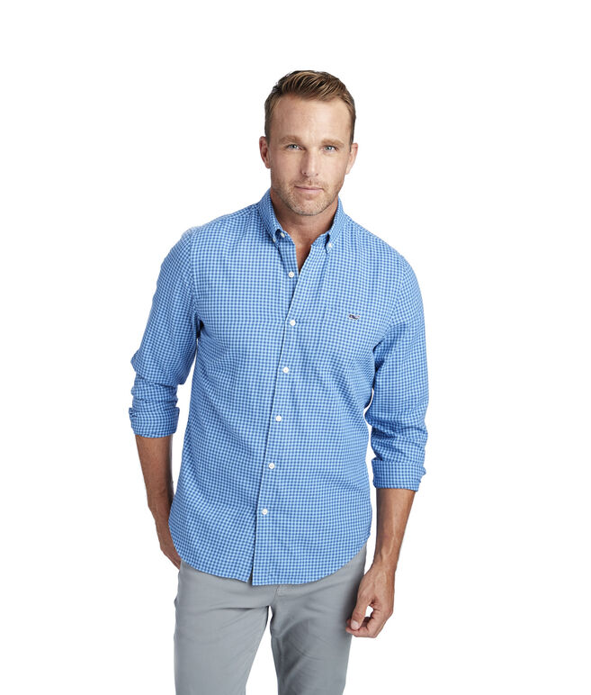 Tradewinds Flannel Slim Tucker Shirt