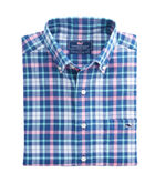 Hawes Pond Performance Flannel Classic Tucker Shirt