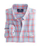 Hullman Point Plaid Slim Crosby Shirt