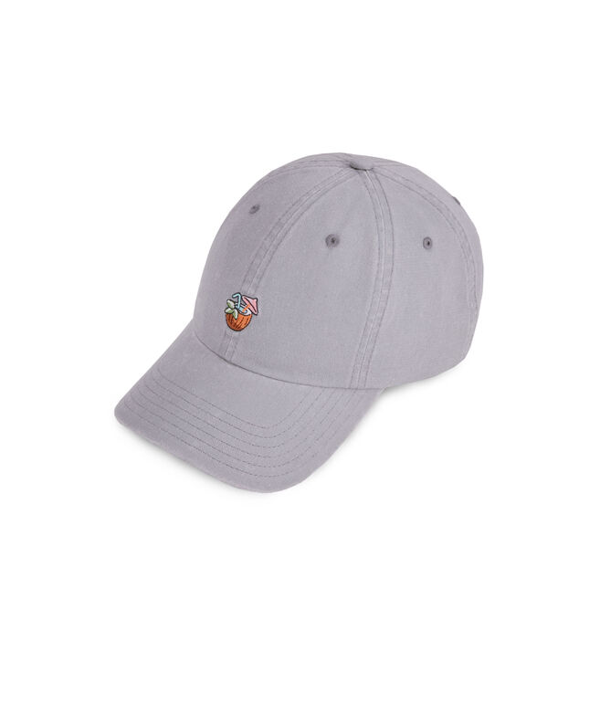 Coconut Icon Baseball Hat