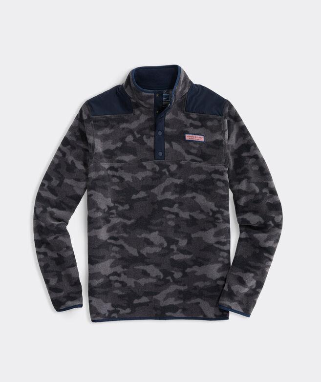 Harbor Fleece Shep Shirt