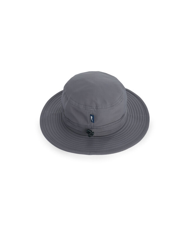 Whale Dot Performance Bucket Hat