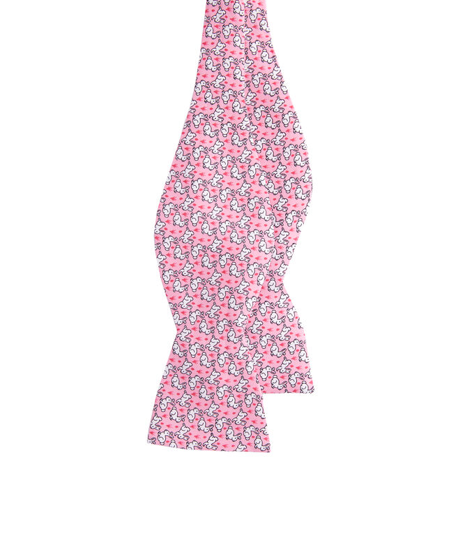 Easter Bunnies Printed Bow Tie