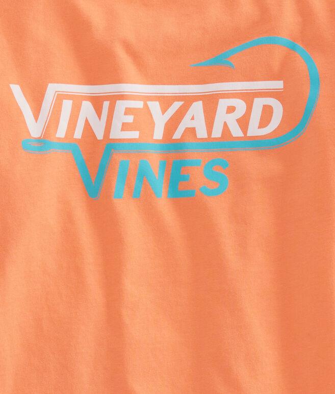 Boys Vineyard Hook Pocket T-Shirt
